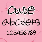 Link toCute fonts