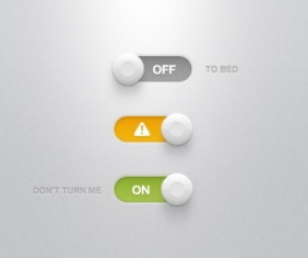 Color Switch button