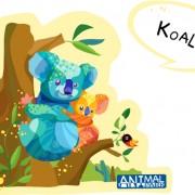 Link toDraw koala vector