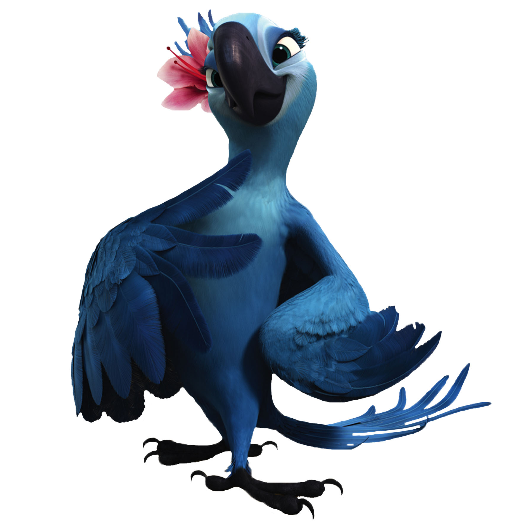 Animal heroes cartoon icon set 21