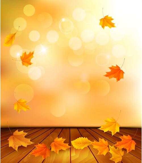 Beautiful autumn leaves background vector 04 over millions beautiful autumn leaves background vector 04 toneelgroepblik Image collections