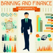 Link toVintage banking and finance design vector 05