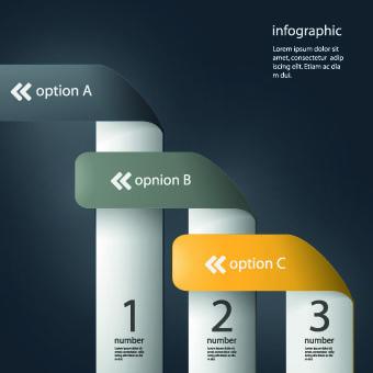 Business infographic creative design 279