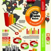 Link toBusiness infographic creative design 302