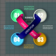 Link toBusiness infographic creative design 311