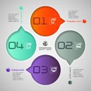 Link toBusiness infographic creative design 312