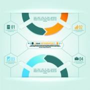 Link toBusiness infographic creative design 334