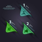 Link toBusiness infographic creative design 335