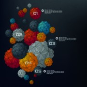 Link toBusiness infographic creative design 353