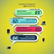 Link toBusiness infographic creative design 372