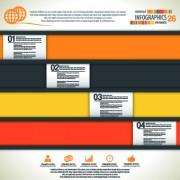 Link toBusiness infographic creative design 396