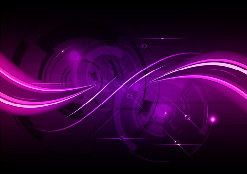 Colored Rays Backgrounds Vector 01 Free Download