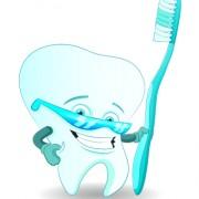 Link toAmusing dental design elements vector 02