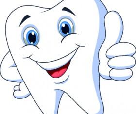 Amusing Dental design elements vector 05