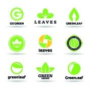 Link toEco logos creative design vector 01