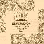 Link toElegant vintage background set 01