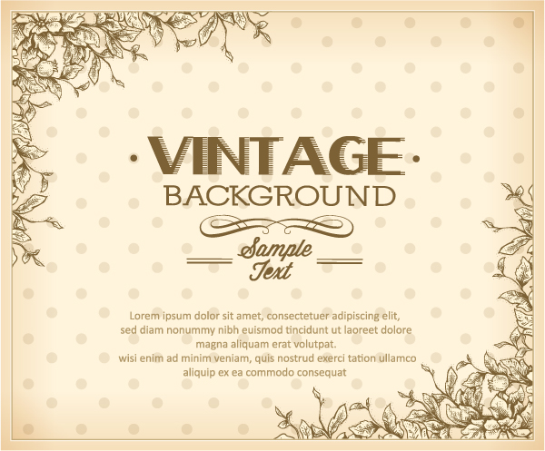 Vintage background designs for powerpoint romeondinez vintage background designs for powerpoint toneelgroepblik