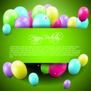 Link toColorful balloons happy birthday greeting cards background 01