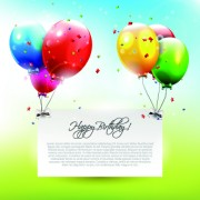 Link toColorful balloons happy birthday greeting cards background 04