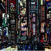 Link toDraw nightlife city design vector 03