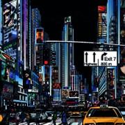 Link toDraw nightlife city design vector 05