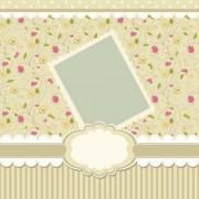 Link toBaby frame backgrounds vector 01
