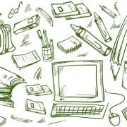 Link toSchool drawn creative vector 09
