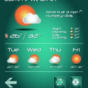 Link toWeather icons mobile application vector 03