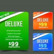 Link toWeb price tag design vector 01