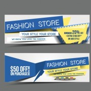 Link toStylish elements banners vector 02