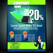 Link toExquisite business flyer template 04