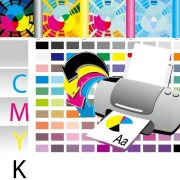 Link toPrinter cmyk design vector 01