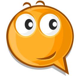 Smile expression icon