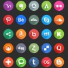 45 Kind 3d web icons
