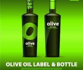 Different bottle design vector 03