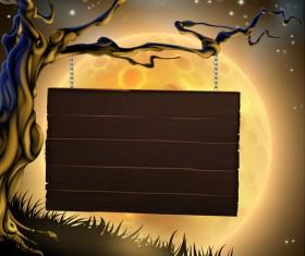 2013 Halloween vector background 01