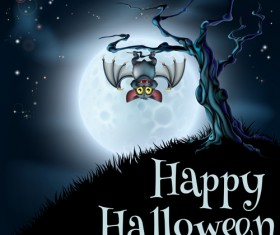2013 Halloween vector background 03