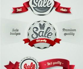 Label sale creative vector 04