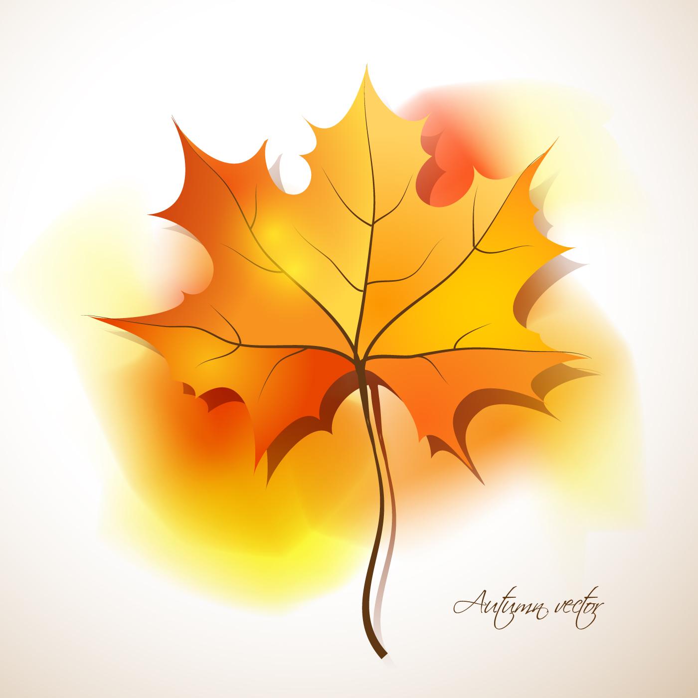 Медовым, открытка с днем учителя с кленовыми листьями