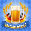Oktoberfest design elements vector set 19