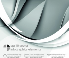 Wave dynamic vector background 05