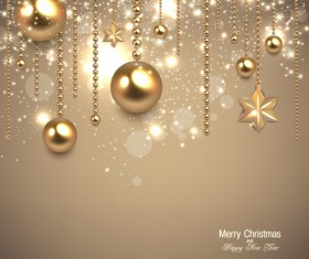 Shiny 2014 New Year and Christmas Backgrounds 01
