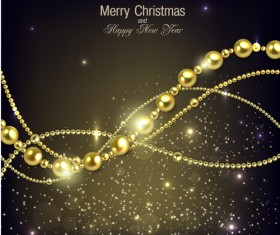 Shiny 2014 New Year and Christmas Backgrounds 04