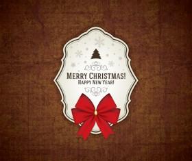 Beautiful christmas background set 07