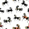 2014 Horses Seamless Patterns vector 04