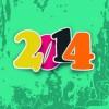 2014 New Year design elements vectors 02