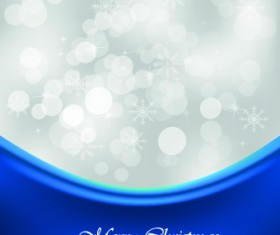 Shiny 2014 Christmas Snowflake background Vector 04