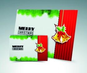 2014 cards christmas design vector 01