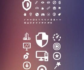 society icons psd