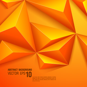 3d Shapes Background Vector 04 Vector Background Free